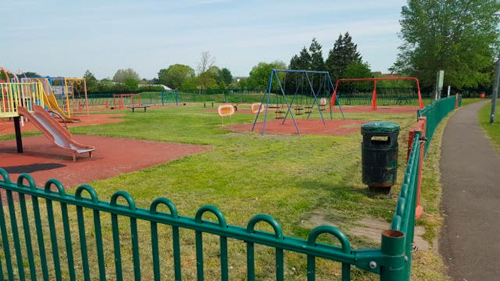 THE first phase of improvements at Kelston Road Park in Keynsham could be finished by the end of this year.