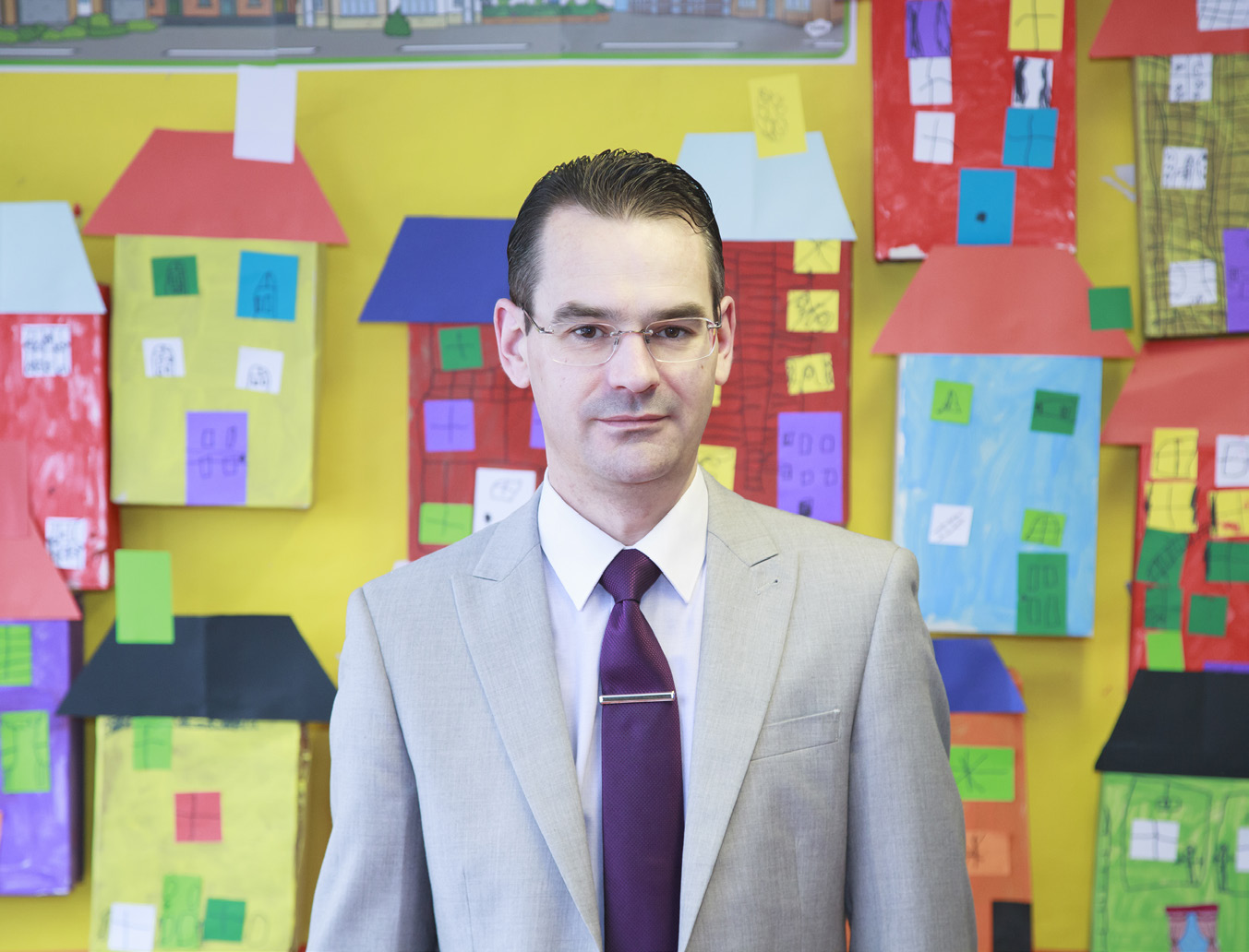 Dr Matthew Cottrell is set to leave Wellsway Multi Academy Trust
