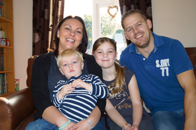 Mum hopes to shine spotlight on diabetes in young