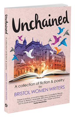 Keynsham writer Gail makes her publishing debut in new book Unchained