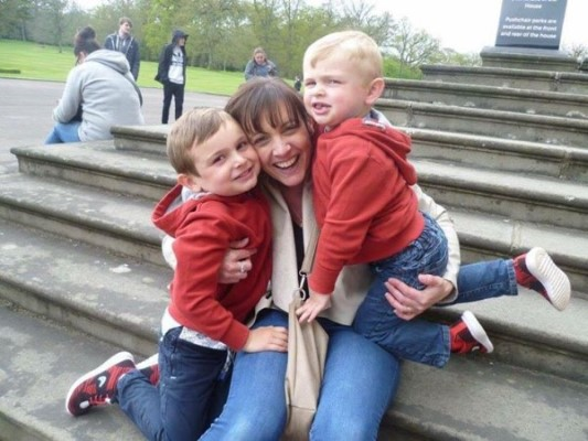 Keynsham mum's 'dream a reality' after receiving MS treatment in Mexico