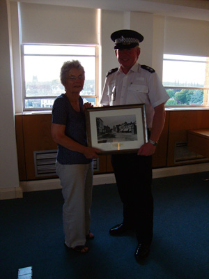 Retiring Keynsham inspector is 'example to all'