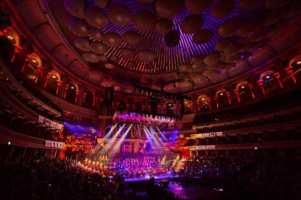 Wellsway students perform at world-famous Royal Albert Hall in Youth Proms