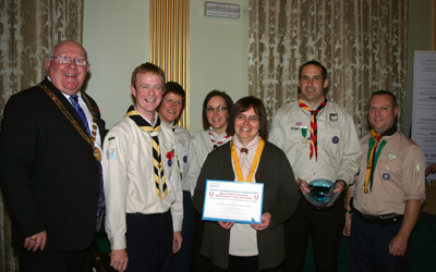 Wansdyke Scouts Adult Leader Team