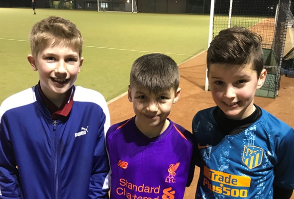 'Ironman' challenge for Fry Club Junior footballers from Keynsham
