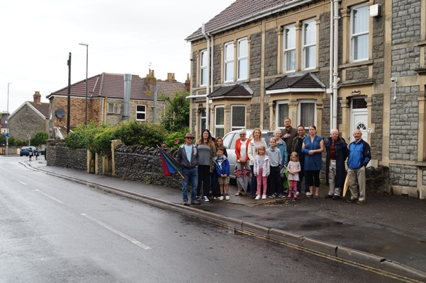 Keynsham residents' anger at another year with no improvements to 'death trap' Wellsway road