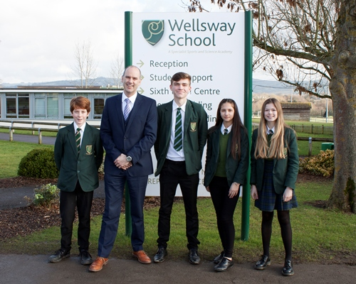 Wellsway School welcomes 'good' rating from Ofsted
