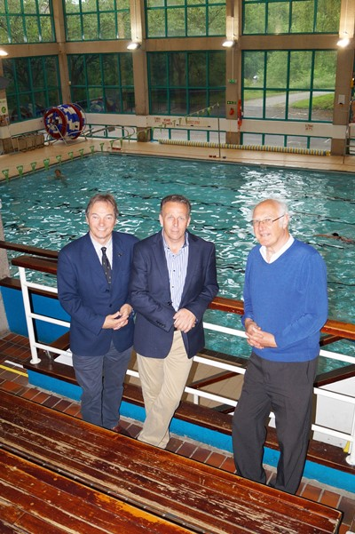 Up and running: £7m scheme to transform Keynsham Leisure Centre revealed