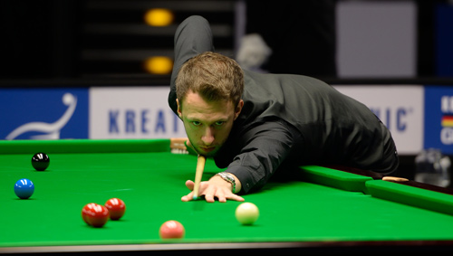 The potential of World Snooker Champion Judd Trump was spotted when he was eight years old and playing in Keynsham