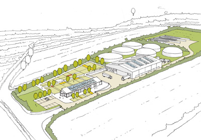 Green waste plant and education centre near Keynsham get go-ahead