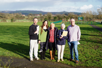 Residents take fight for Breaches Gate green belt to council