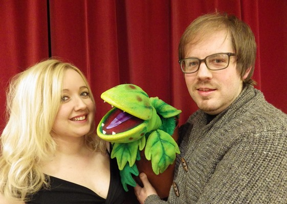 KLOGs open their Little Shop of Horrors