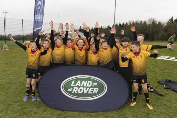 Performance on the pitch earns Keynsham U11s a trip to home of England Rugby