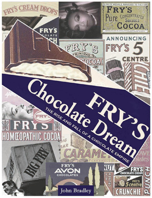 Author aims to tell real story behind Fry's sweet success