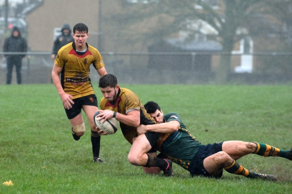 Perfect 10 for Keynsham Rugby following away victory at Avon