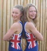 Keynsham sisters fundraising to compete in triathle for Team GB in Florida
