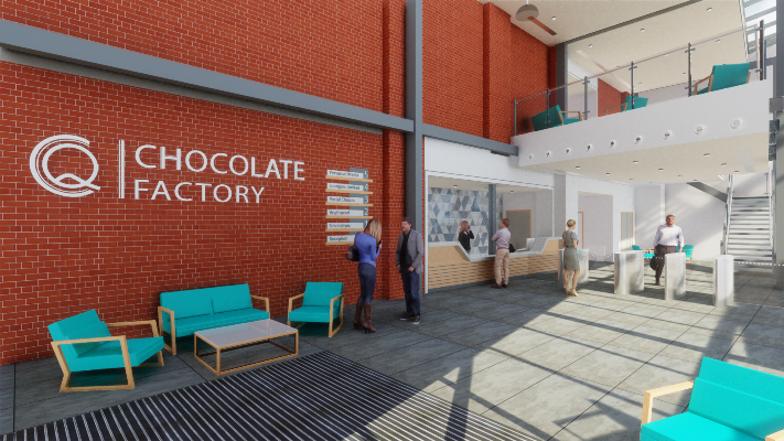 New businesses to bring different flavour to Keynsham's former chocolate factory