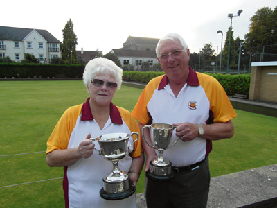 Cups up for grabs at Keynsham bowlers' finals day