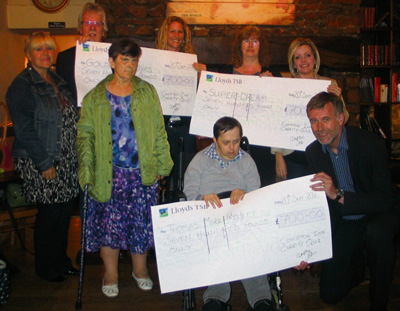 Compton Dando pub quiz benefits local causes