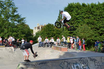 Keynsham Youth Fest 2012 hailed a success
