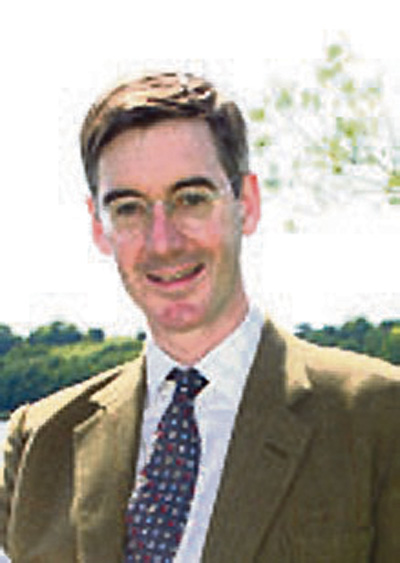February Column: MP Jacob Rees-Mogg