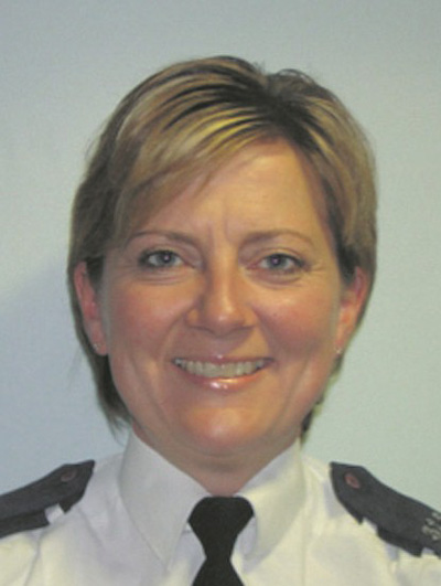 February Column: PC Lisa Hawtin